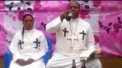 Tanzania police arrests 'prophet' who preaches with beer in hand