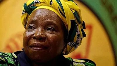Dlamini Zuma denies reports she wants to quit parliament