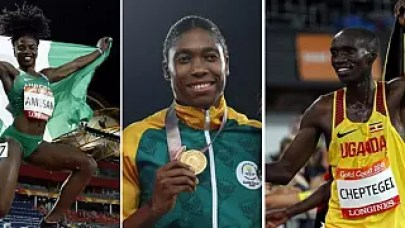 Image result for End of Commonwealth Games: Africa Bags 97 medals, Hosts Australia Finish with 198 Medals