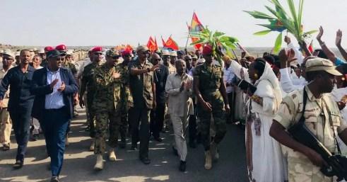 Bildergebnis für Eritrea Unilaterally Shuts Border with Ethiopia