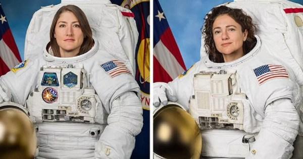 All set for first all-female spacewalk: NASA | Africanews