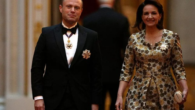 Maltese PM and wife's names cleared after inquiry rules they had no links with company in Panama