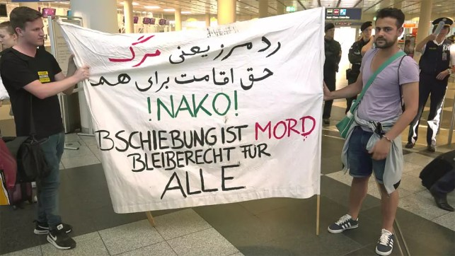 Germany toughens approach on migrants as EU struggles for unity