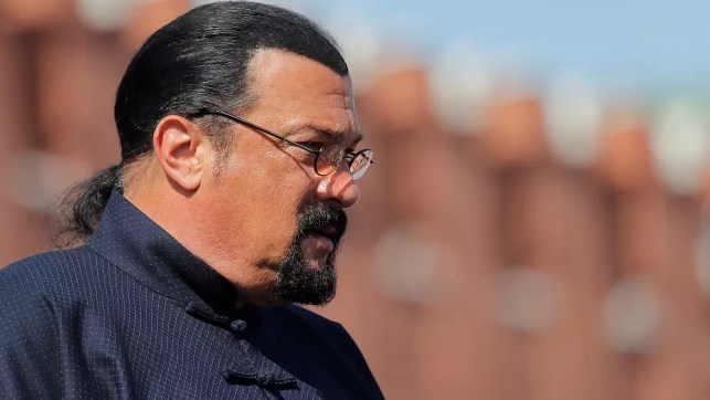 Actor Steven Seagal appointed Russian ministry's 'special representative' to US