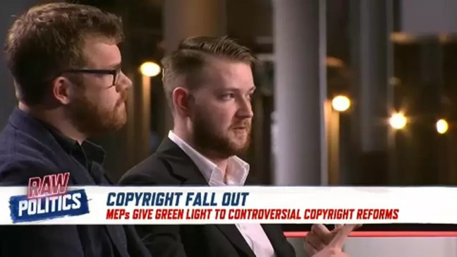 Raw Politics: controversial copyright reform ignites debate on internet freedom