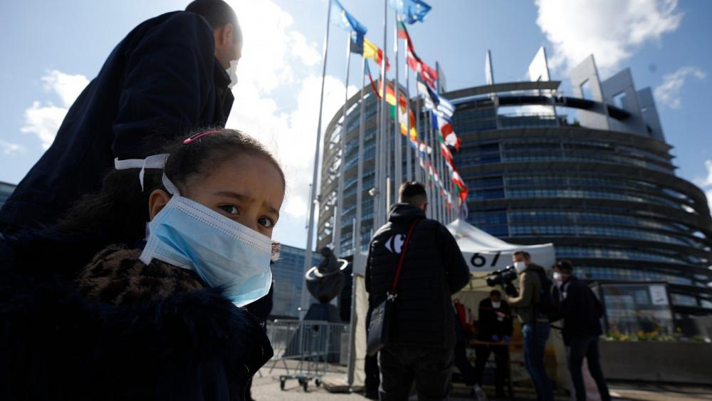 European Parliament cancels Strasbourg session over COVID fears