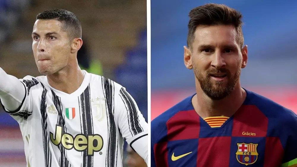 Ronaldo's Juventus face Messi's Barcelona in UEFA Champions League group stage