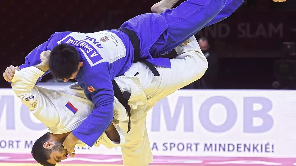 Blaze of glory for Russia on final round of 2020 Budapest Grand Slam