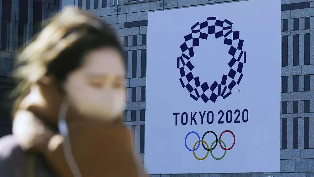 Japan '`focused on hosting' amid talk Tokyo 2020 Olympics Games will be cancelled