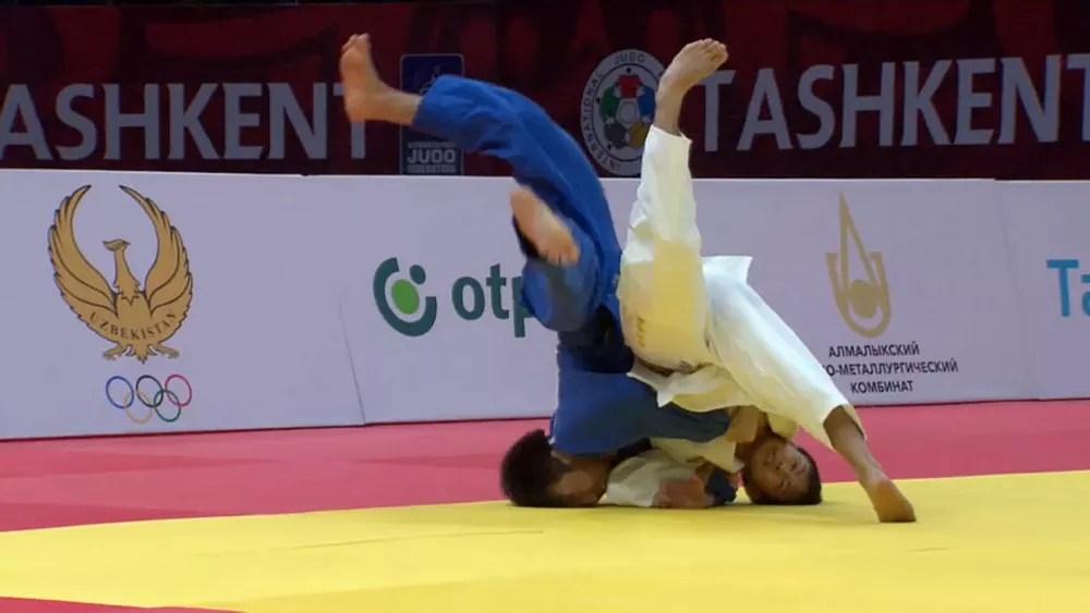 Judo Grand Slam: Tashkent 2021 at the apex of Judoka mastery