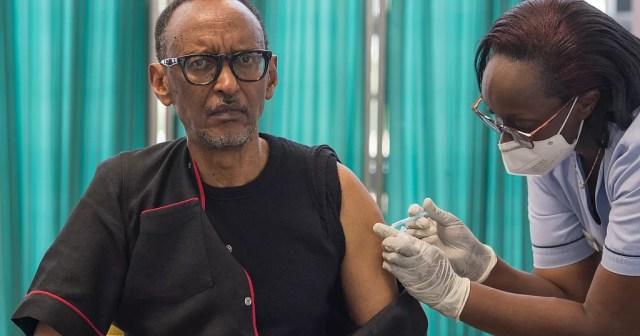L'accès au vaccin COVID-19 en Afrique est `` scandaleusement inefficace '' - Paul Kagame