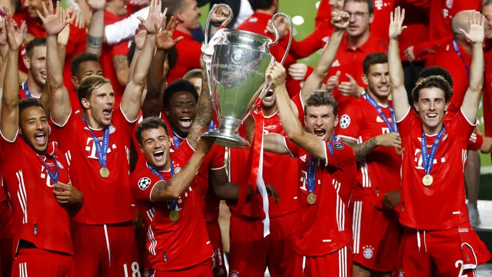 Champions League draw: Bayern Munich vs PSG in repeat of 2020 final