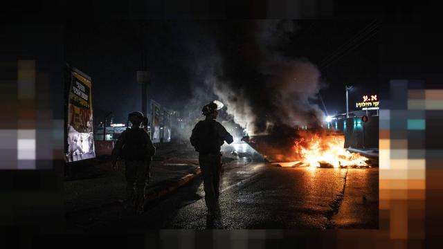 Rocket barrage fired at Israel after Hamas commanders killed   Euronews