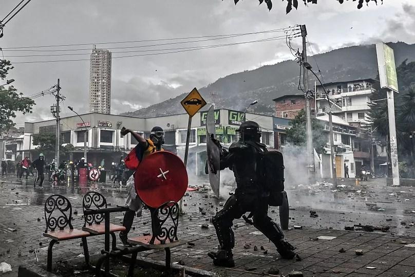Joaquin Sarmiento/AFP