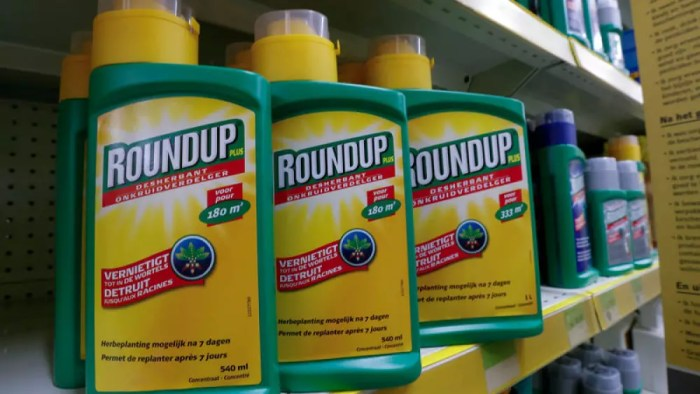 Monsanto found responsible for cancer case by US court