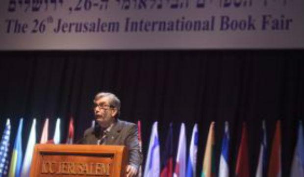 Le grand écrivain Antonio Muñoz Molina primé à Jérusalem