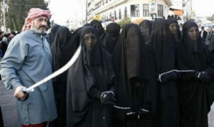 Pour le conseil idéologique de l'islam « chaque femme est le perpétuel ennemi de l'islam »