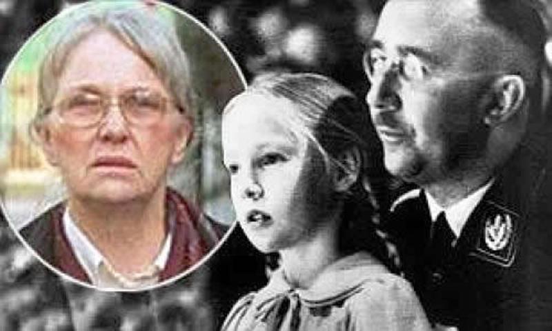 [Vidéo] – 70 ans après la mort d'Heinrich Himmler, sa fille de 85 ans lui voue toujours un culte
