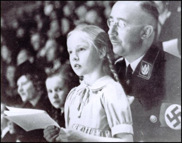 himmler et sa fille