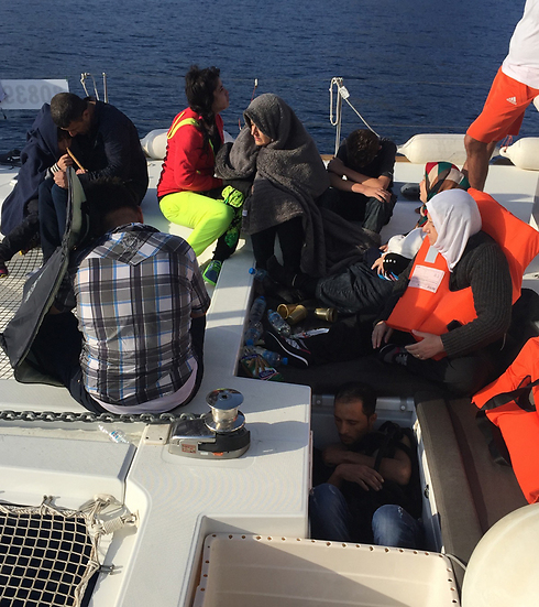 réfugiés syriens (1)
