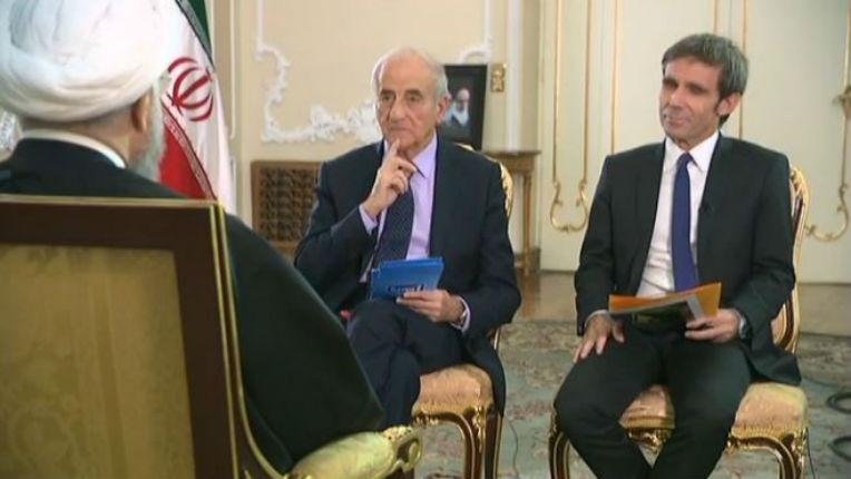 Vidéo – Le président Rohani s'est prononcé pour la disparition de l'Etat d'Israël. Mais il achètera des Airbus pour faire «passer la pilule»…