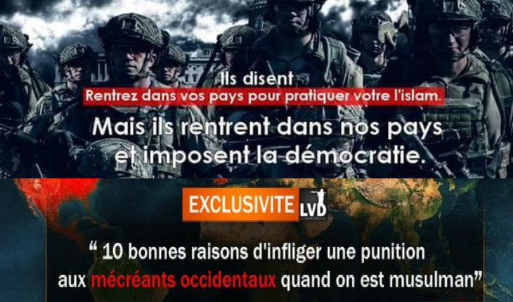L'Etat islamique appelle tous les musulmans à commettre des attentats en France