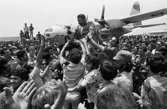 Il y a 40 ans – Raid sur Entebbe