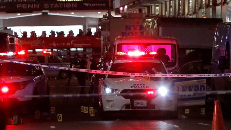 Attentat aux Etats Unis : Une explosion dans la gare d'Elisabeth, New Jersey, pendant que le FBI essayait de désamorcer un colis suspect