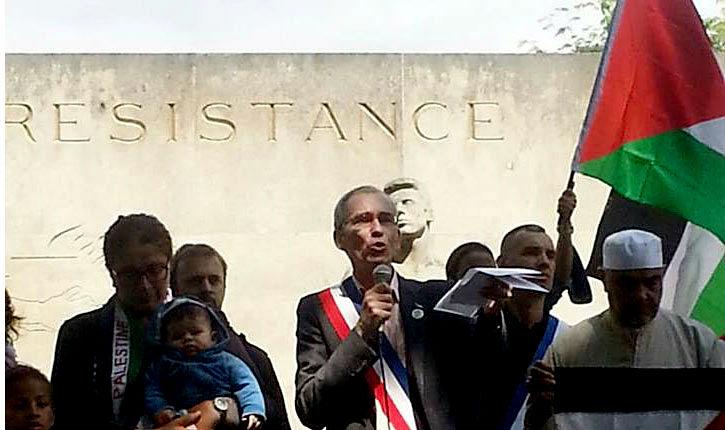 Image result for patrice leclerc maire de gennevilliers