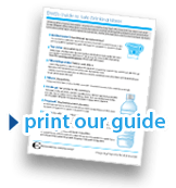 View EWG's guide to Safe Drinking Water
