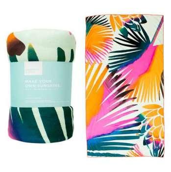 summer-rose-towels FabFitFun Summer Box Review + $10 Coupon - Sarah Camille's Scoop