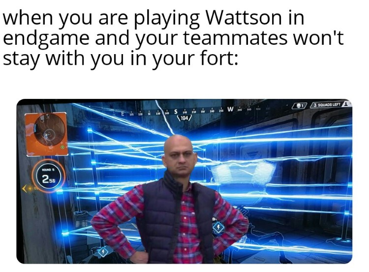 Wattson Apexlegends Apex Legends Meme Facebook