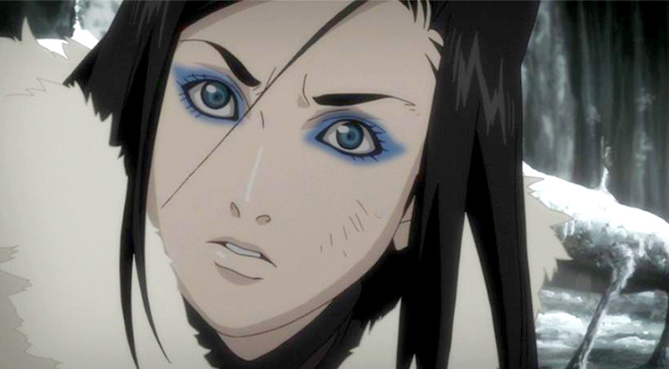 Re-L Mayer in Ergo Proxy anime