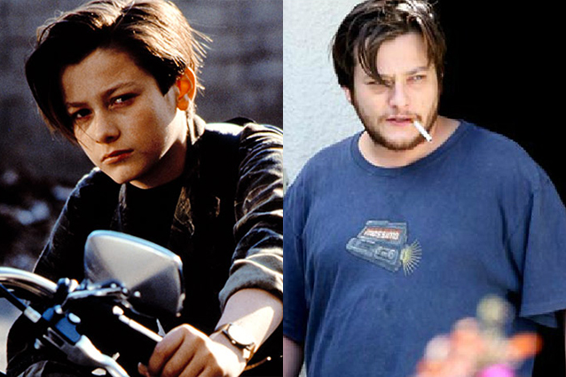 Edward Furlong irriconoscibile, da Terminator 2 alla dipendenza