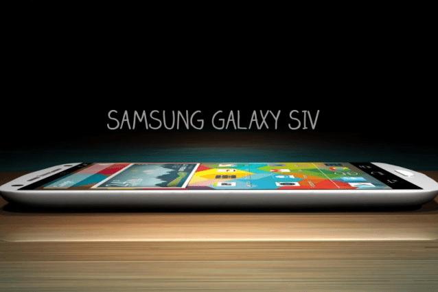 Nuovo concept per il Samsung Galaxy S IV [FOTO].