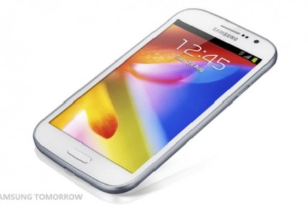 Samsung presenta Galaxy Grand. Il nuovo smartphone per chi ha la vita frenetica.
