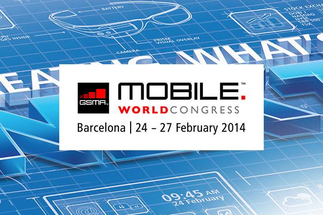 Al via il Mobile World Congress 2014: tutte le novità in arrivo da Barcellona [VIDEO].