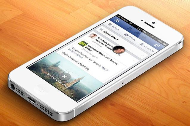 Batteria iPhone, la bassa autonomia dipende (anche) da Facebook. Ecco come risolvere il problema.