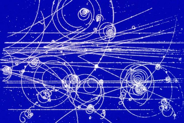 Quelle particelle invisibili che sfrecciano intorno a noi.