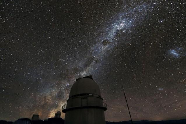 Le stelle mai sole della Via Lattea.