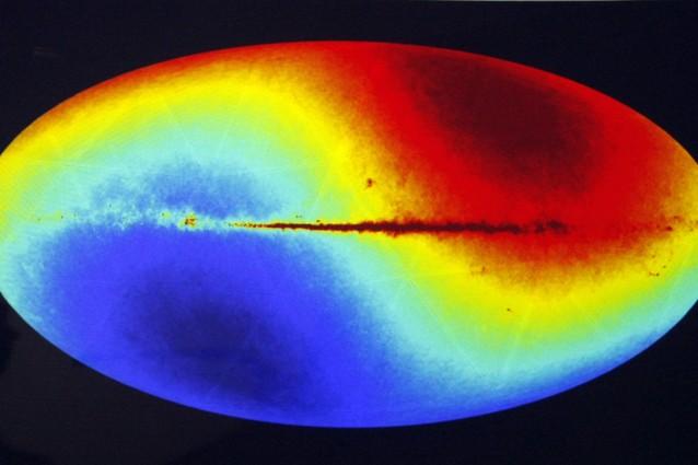 Scopre la vorticità del campo magnetico, ma in Italia è un precario.