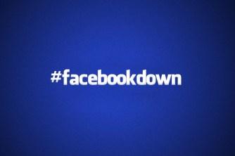 Facebook KO. Impossibile pubblicare e commentare sul social network.