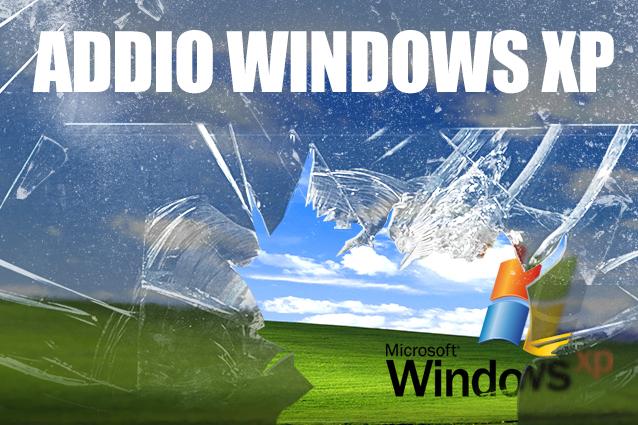Windows XP, oggi la chiusura definitiva del supporto tecnico: cosa fare?