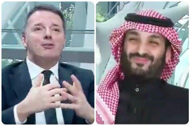 Renzi Mohammed bin Salman