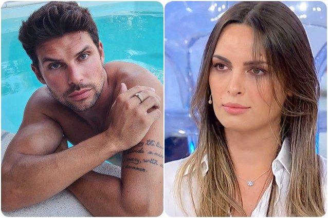 Uomini e Donne, Simone Cipolloni torna per corteggiare Andrea Nicole Conte