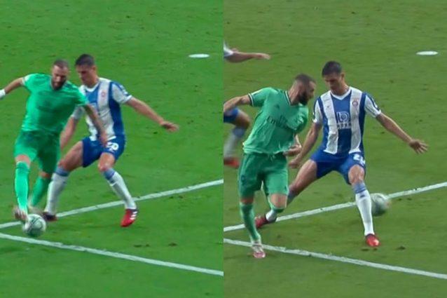 "Rassegna Stampa:"" Real Madrid, 'genialata' di Benzema: tunnel e ..."