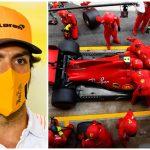 F1 Carlos Sainz Sul Passaggio In Ferrari Nel 2021 Firmerei Altre Cento Volte Con Il Cavallino