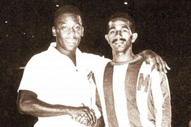 Luis Ernesto Tapia, il primo giocatore forte di Panama con Pelè | Numerosette Magazine