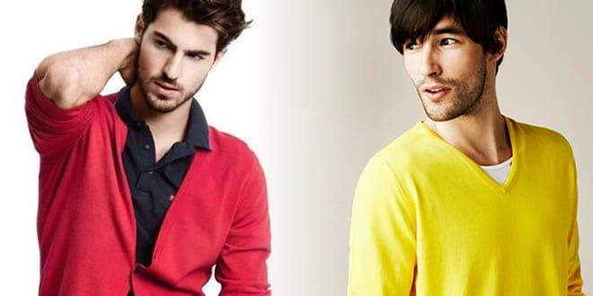 Autumn/Winter Essentials: Coloured Knitwear