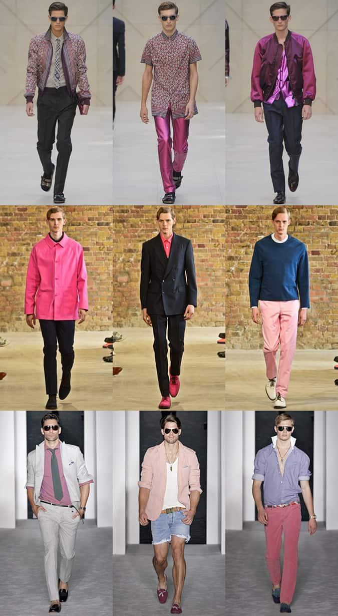 Men Outfits 2013 Summer